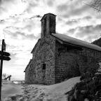 La chiesa di Sant'Andrea in Monte a Polpet