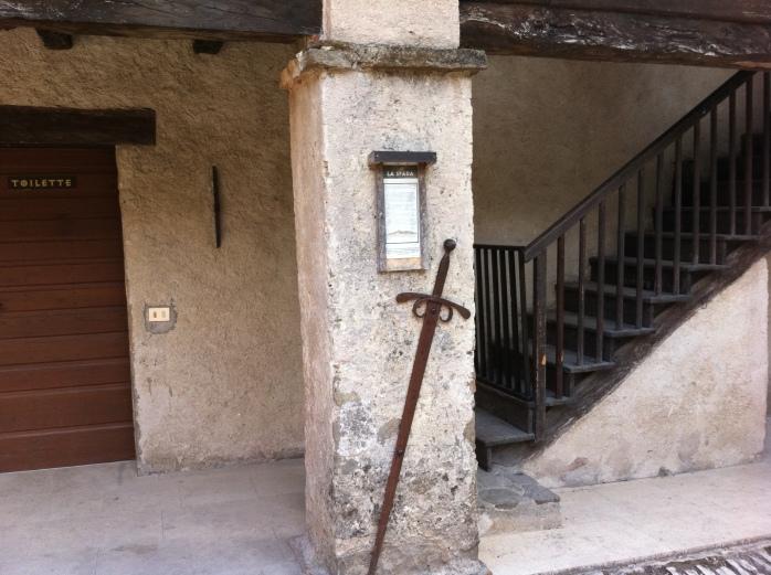Castello di Zumelle 21
