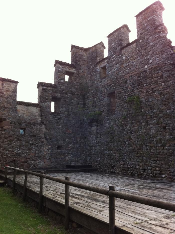 Castello di Zumelle 24