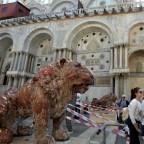 Il leoncino di Venezia. L'ennesimo sfregio