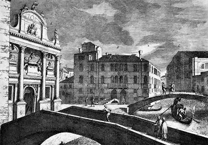 chiesa di santa giustina a venezia