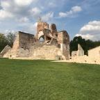Nervesa della Battaglia. L'abbazia di Sant'Eustachio