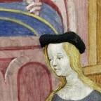 """Cristina da Pizzano (1365 – 1430). """"Seulete Sui"""""""