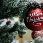 Buon Natale e un augurio di buona vita e tanta felicità